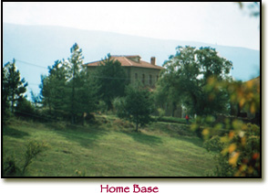 Assisi summer courses home base