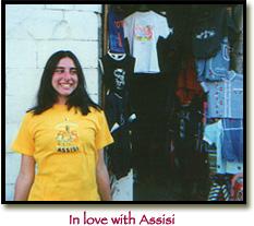 Assisi shopping
