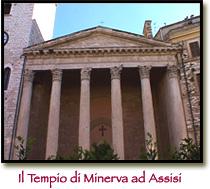 Il Tempio di Minerva ad Assisi